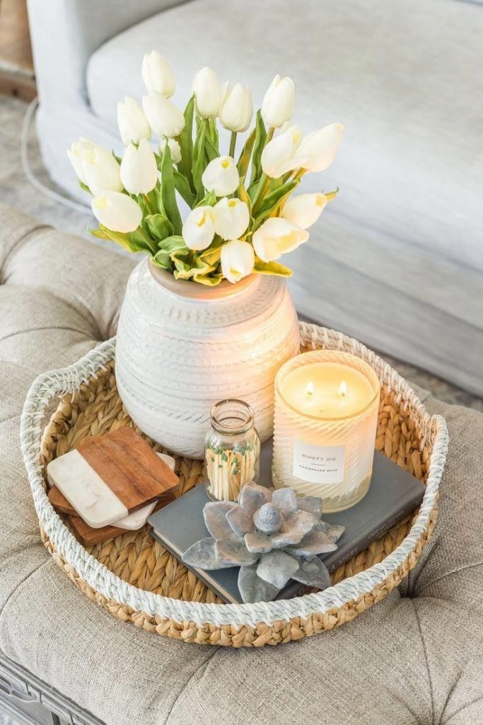 Best Coffee Table Decor And Tray Ideas